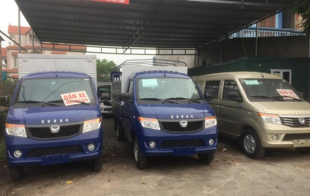 Bán xe tải Kenbo 990kg tại Hưng Yên. Lh 0984 983 91515