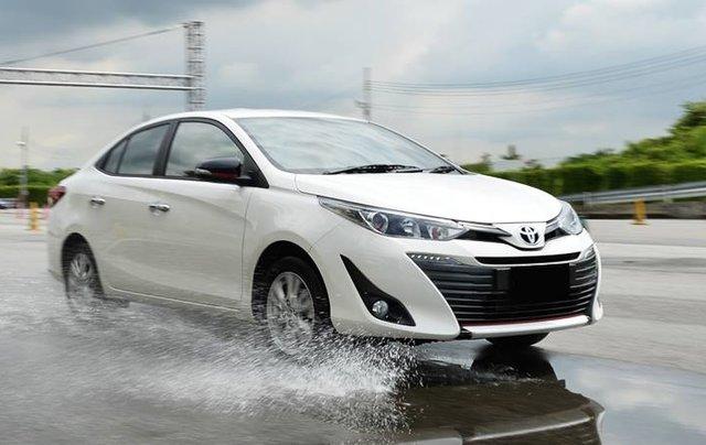 Hyundai Grand i10 tụt hạng, Toyota Vios lấy lại 'ngôi vương' doanh số trong tháng 5/2019