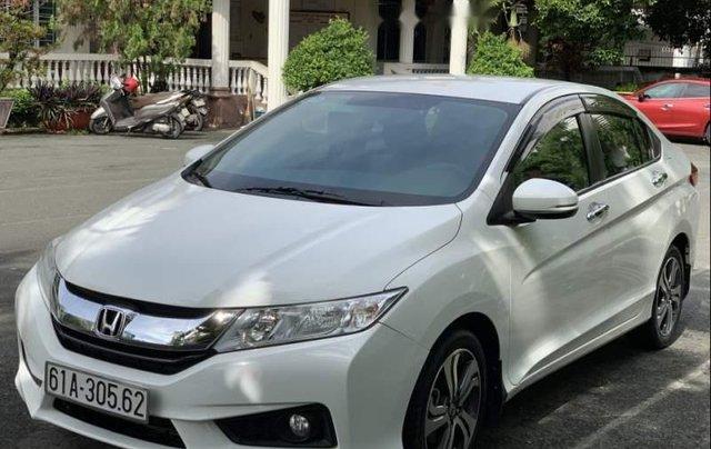 Bán Honda City 1.5 CVT Sx 08/2016, màu trắng, máy xăng, số tự động, tư nhân chính chủ, một chủ từ đầu3