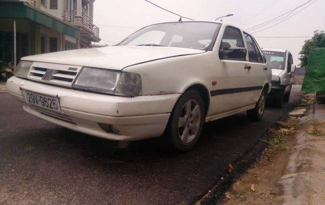 Cần bán lại xe Fiat Tempra sản xuất năm 1997, màu trắng, kính điện, vành đúc2