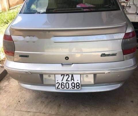 Cần bán lại xe Fiat 126 đời 2003, màu bạc, máy móc êm1