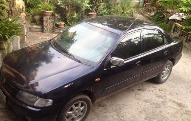 Bán ô tô Mazda 323 đời 1998, màu đen, nhập khẩu chính chủ, giá chỉ 90 triệu0