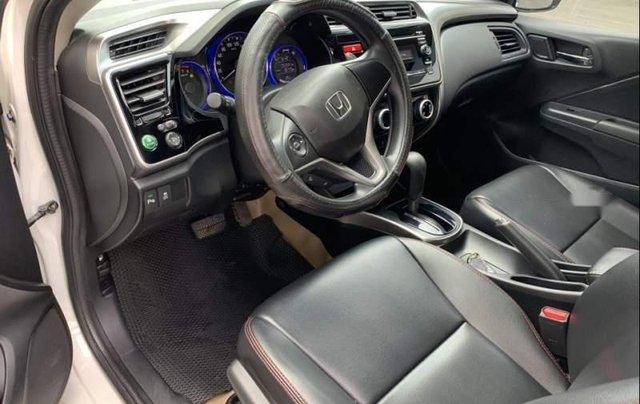 Bán Honda City 1.5 CVT Sx 08/2016, màu trắng, máy xăng, số tự động, tư nhân chính chủ, một chủ từ đầu1