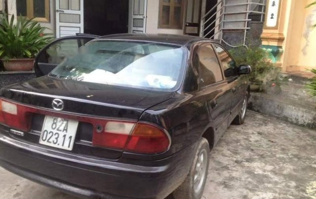 Bán ô tô Mazda 323 đời 1998, màu đen, nhập khẩu chính chủ, giá chỉ 90 triệu2