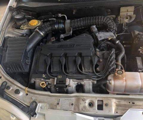 Cần bán lại xe Fiat 126 đời 2003, màu bạc, máy móc êm2