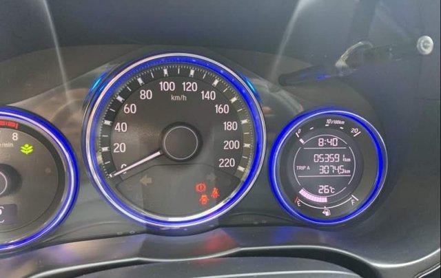 Bán Honda City 1.5 CVT Sx 08/2016, màu trắng, máy xăng, số tự động, tư nhân chính chủ, một chủ từ đầu2