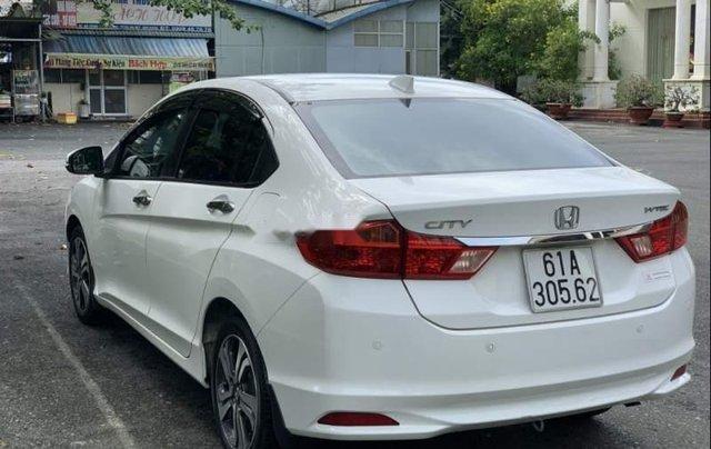 Bán Honda City 1.5 CVT Sx 08/2016, màu trắng, máy xăng, số tự động, tư nhân chính chủ, một chủ từ đầu5