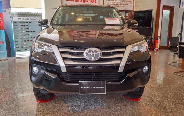 Toyota Fortuner 2.4G MT - 958 triệu - đưa 250 triệu lấy xe - Ưu đãi quà tặng theo xe0