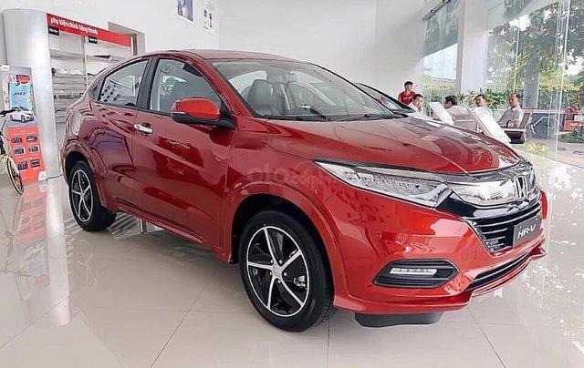 Bán ô tô Honda HR-V L sản xuất năm 2019, màu đỏ, nhập khẩu0