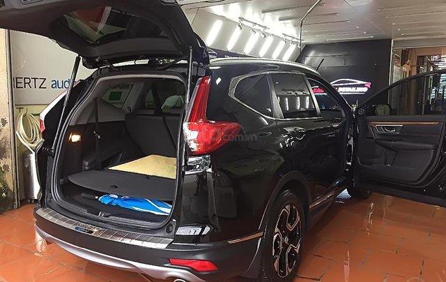 Cần bán lại xe Honda CR V đời 2018, màu đen, xe nhập như mới0
