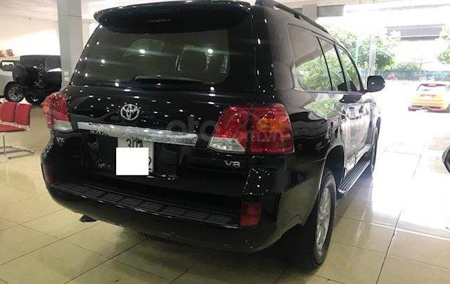 Bán ô tô Toyota Land Cruiser VX 2014, màu đen, đăng ký một chủ từ đầu3
