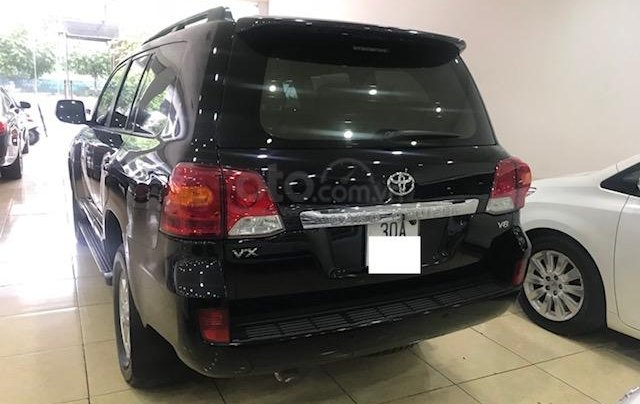 Bán ô tô Toyota Land Cruiser VX 2014, màu đen, đăng ký một chủ từ đầu4