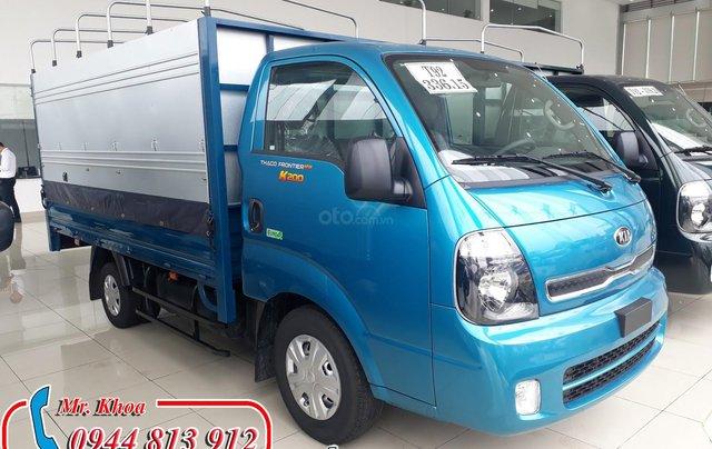 Bán xe Kia K250 2.5 tấn đời 2019, máy Hyundai, hỗ trợ trả góp tại Bình Dương, liên hệ 0944.813.9120