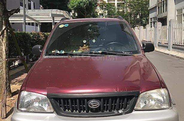 Cần bán xe Daihatsu Terios sản xuất năm 2003 số tự động2