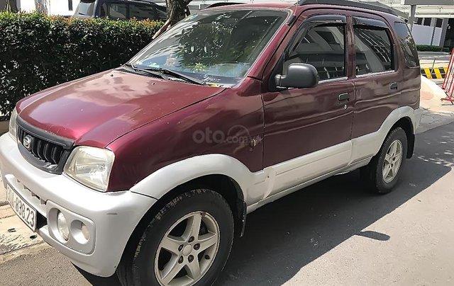 Cần bán xe Daihatsu Terios sản xuất năm 2003 số tự động0