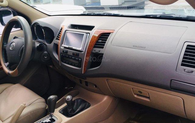 Huyền thoại giữ giá Toyota Fortuner 2011 V2.7, tự động, 2 cầu3