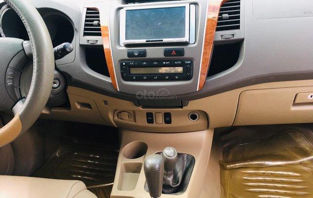 Huyền thoại giữ giá Toyota Fortuner 2011 V2.7, tự động, 2 cầu4
