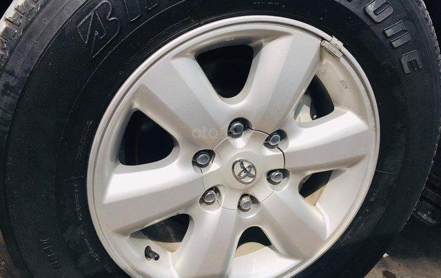 Huyền thoại giữ giá Toyota Fortuner 2011 V2.7, tự động, 2 cầu5