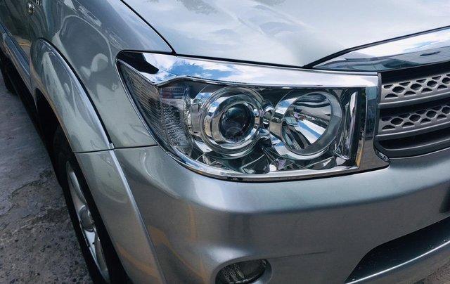 Huyền thoại giữ giá Toyota Fortuner 2011 V2.7, tự động, 2 cầu6