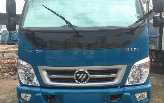 Bán xe tải 3,5 tấn - Thaco Ollin 350 Euro 4, đời 2018, hỗ trợ trả góp 75% tại Bình Dương, liên hệ 0944 813 9120