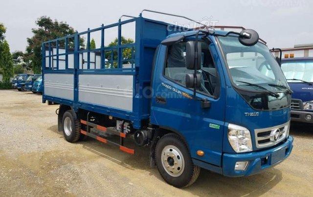 Bán xe tải 3,5 tấn - Thaco Ollin 350 Euro 4, đời 2018, hỗ trợ trả góp 75% tại Bình Dương, liên hệ 0944 813 9122