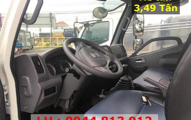 Bán xe tải 3,5 tấn - Thaco Ollin 350 Euro 4, đời 2018, hỗ trợ trả góp 75% tại Bình Dương, liên hệ 0944 813 9123