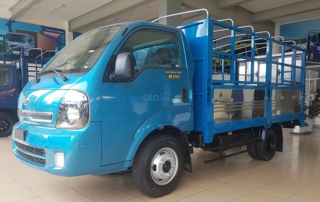 Bán xe tải 2,5 tấn Kia K250 tại Bình Dương, động cơ Hyundai, hỗ trợ vay vốn 75%, liên hệ 0944 813 9123