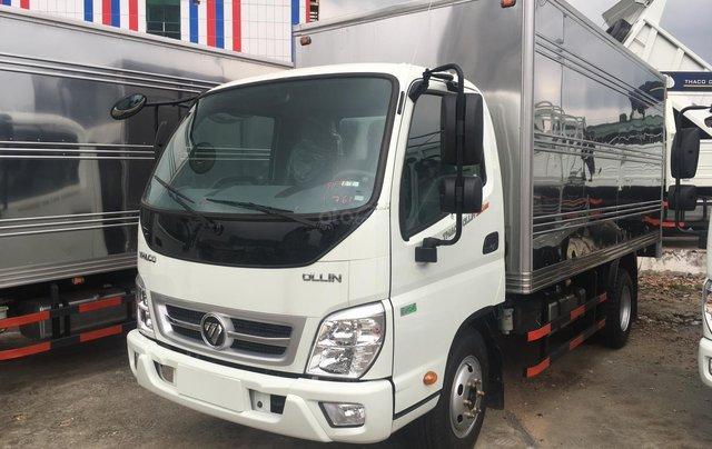 Bán xe 3,5 tấn - Thaco Ollin 350 E4, đời 2018, Trả góp 75%, chỉ cần trả trước 130 triệu, liên hệ 0944 813 9120