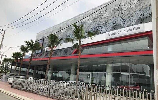 Toyota Đông Sài Gòn 4