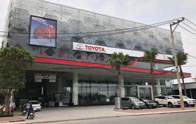 Toyota Đông Sài Gòn 6