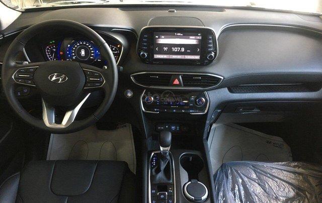 Bán Hyundai Santa Fe 2019, full các bản từ 1 tỷ, giao xe ngay, đủ màu, tặng gói phụ kiện hấp dẫn không giới hạn5