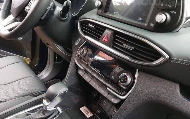 Bán Hyundai Santa Fe 2019, full các bản từ 1 tỷ, giao xe ngay, đủ màu, tặng gói phụ kiện hấp dẫn không giới hạn4