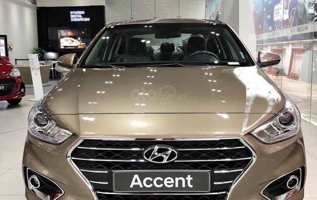Bán xe Hyundai Accent đời 2019, hỗ trợ mua trả góp lên tới 85% giá trị xe, có xe giao ngay, LH ngay 0907.239.1981