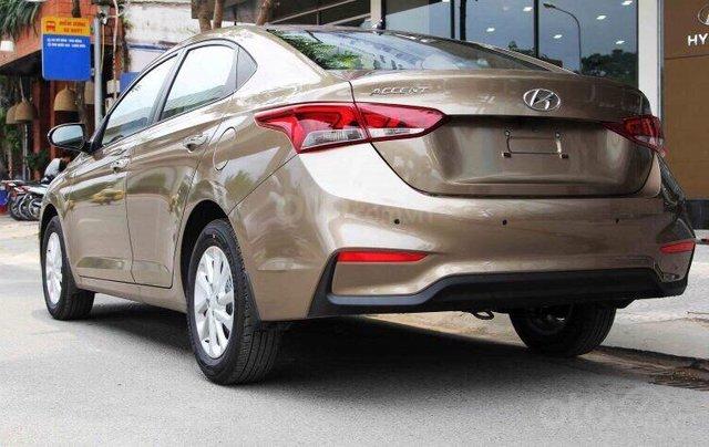 Bán xe Hyundai Accent đời 2019, hỗ trợ mua trả góp lên tới 85% giá trị xe, có xe giao ngay, LH ngay 0907.239.1984