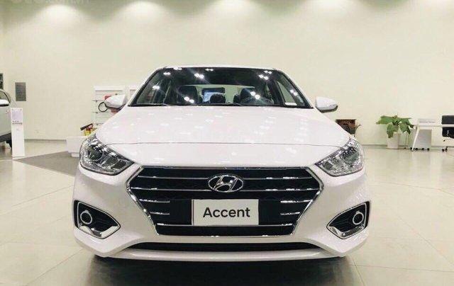 Bán Hyundai Accent 1.4MT 2019 mới trả 145tr nhận xe, giá đảm bảo tốt nhất, trả góp 90%0