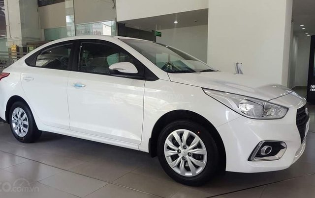 Bán Hyundai Accent 1.4MT 2019 mới trả 145tr nhận xe, giá đảm bảo tốt nhất, trả góp 90%1