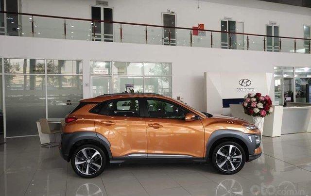 Hyundai Kona Turbo 2019 - sẵn xe đủ màu giao ngay, giá tốt nhấ thị trường, tặng phụ kiện hấp dẫn, LH Mr Ân 09394932591