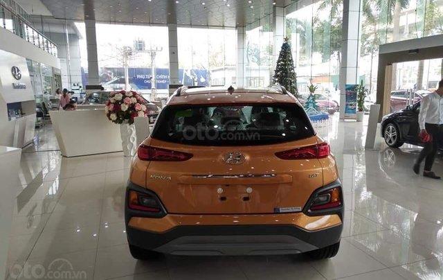 Hyundai Kona Turbo 2019 - sẵn xe đủ màu giao ngay, giá tốt nhấ thị trường, tặng phụ kiện hấp dẫn, LH Mr Ân 09394932592