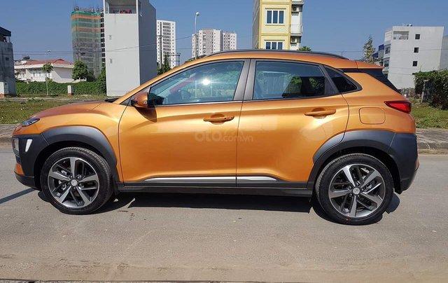 Hyundai Kona Turbo 2019 - sẵn xe đủ màu giao ngay, giá tốt nhấ thị trường, tặng phụ kiện hấp dẫn, LH Mr Ân 09394932593