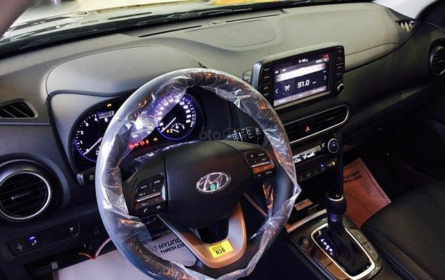 Hyundai Kona Turbo 2019 - sẵn xe đủ màu giao ngay, giá tốt nhấ thị trường, tặng phụ kiện hấp dẫn, LH Mr Ân 09394932594