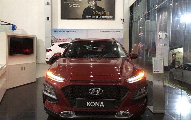 Bán Hyundai Kona 2019-2020 ưu đãi 30tr, 210tr nhận ngay xe, LH Mr Ân 09394932591