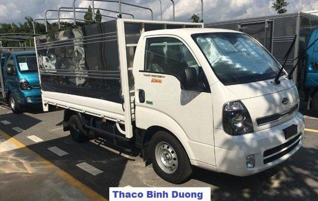 Động cơ Hyundai trên xe tải KIA K250, tải trọng 2,5 tấn, lưu thông thành phố. Xe tại Bình Dương. LH: 0944 813 9120
