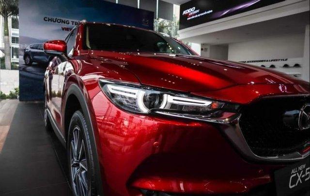 Bán xe Mazda CX 5 sản xuất năm 2019, màu đỏ 3