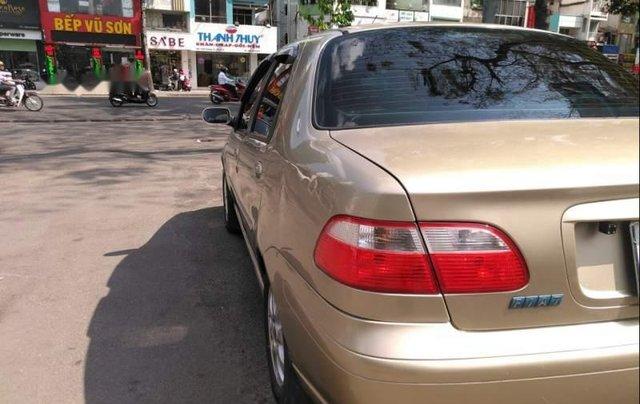 Bán xe Fiat Albea HLX 1.6 MT 2007, màu vàng, xe nhập xe gia đình1