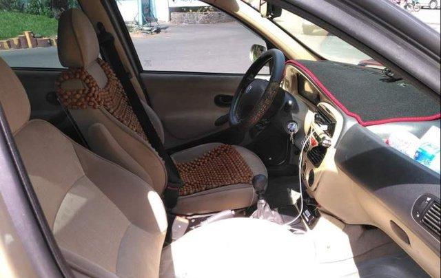 Bán xe Fiat Albea HLX 1.6 MT 2007, màu vàng, xe nhập xe gia đình3