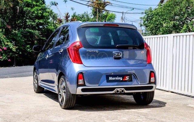 Bán xe Kia Morning 2019 màu xanh sang trọng mới nhất 20192