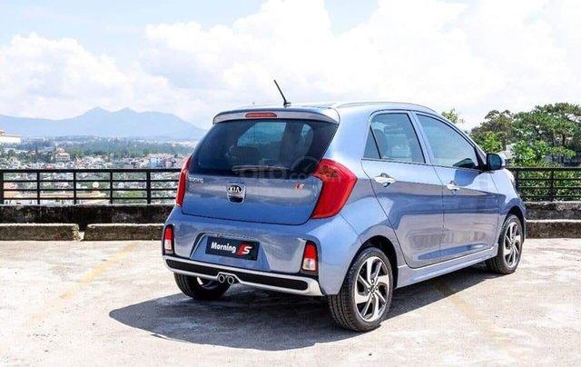 Bán xe Kia Morning 2019 màu xanh sang trọng mới nhất 20193