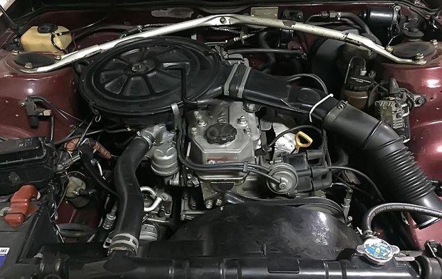 Cần bán gấp Toyota Cressida 1993, màu đỏ, nhập khẩu nguyên chiếc1