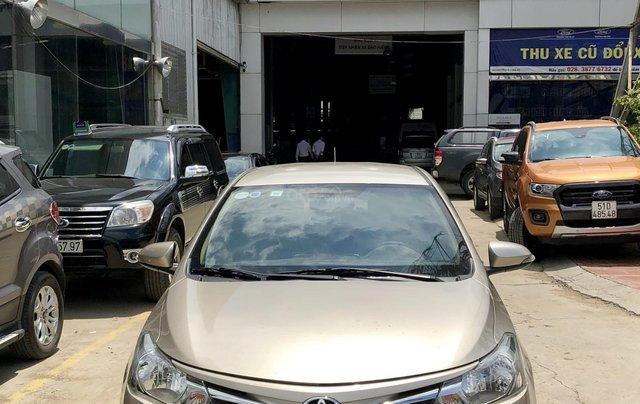 Bán Vios MT 2017 xe bán tại hãng Ford An Lạc có bảo hành0
