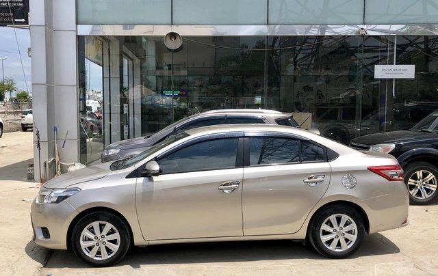 Bán Vios MT 2017 xe bán tại hãng Ford An Lạc có bảo hành3